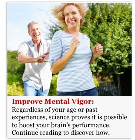 Improve Mental Vigor